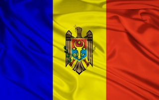 Moldova flag wallpapers and stock photos