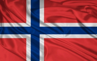Norway flag wallpapers and stock photos