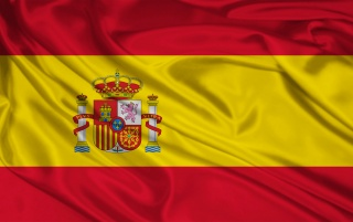 Spanien-Flagge wallpapers and stock photos