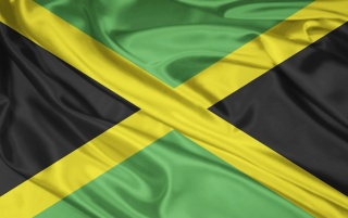 Jamaica Flag wallpapers and stock photos