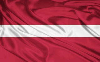 Random: Latvia Flag