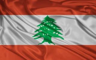 Lebanon Flag wallpapers and stock photos