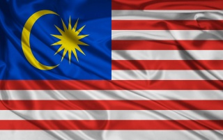 Bandera de Malasia wallpapers and stock photos