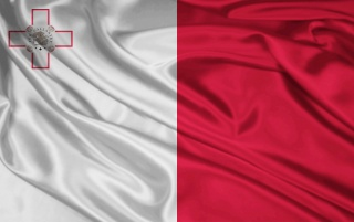 Malta-Flagge wallpapers and stock photos