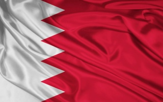 Bahrain Flag wallpapers and stock photos