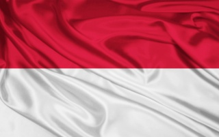 Indonesia Flag wallpapers and stock photos