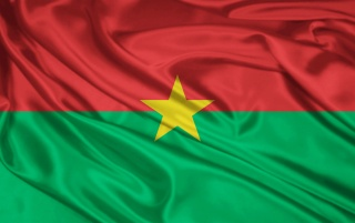 Burkina Faso Flag wallpapers and stock photos