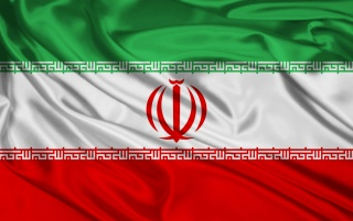 Iran Flagge wallpapers and stock photos