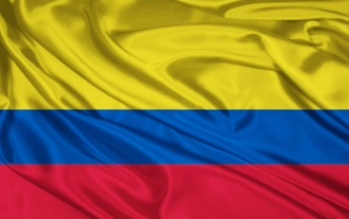 Colombia Flag wallpapers and stock photos