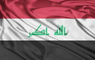 Iraq Flag wallpapers and stock photos