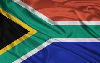 South Africa Flag wallpapers and stock photos