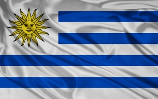 Uruguay Flag wallpapers and stock photos