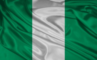 Bandera de Nigeria wallpapers and stock photos