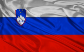 Slovenia Flag wallpapers and stock photos