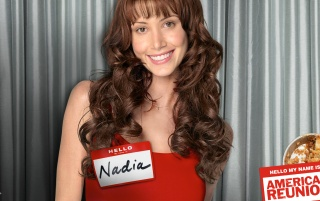 Nadia American Reunion wallpapers and stock photos