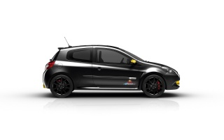Random: 2012 Renault Clio RS Red Bull Racing RB7 Studio Side