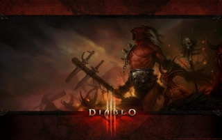 Diablo 3 Demon Armatei wallpapers and stock photos
