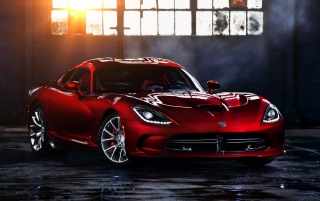 2013 Dodge SRT Viper Front Angle wallpapers and stock photos