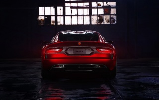 Previous: 2013 Dodge SRT Viper Static Rear