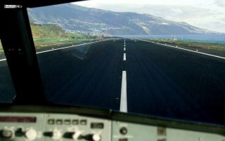 Random: Take off at La Palma