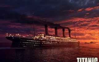 Titanic wallpapers and stock photos