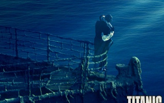 Titanic Kuss wallpapers and stock photos