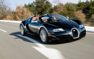 2012 Bugatti Veyron 16-4 Grand Sport Vitesse Speed wallpapers and stock photos