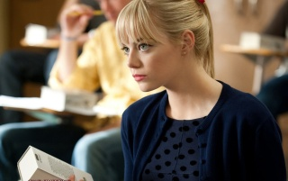The Amazing Spider-Man Emma Stone wallpapers and stock photos