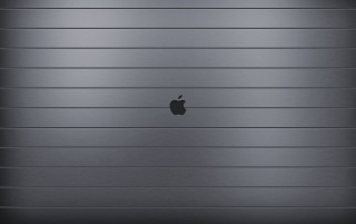 Apple on Metal wallpapers and stock photos