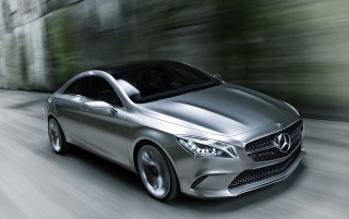 Previous: 2012 Mercedes-Benz Concept Style Coupe Motion