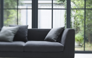 Gray Sofa wallpapers and stock photos