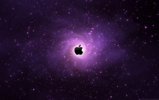 Apple Galaxy wallpapers and stock photos