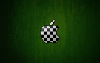 Random: Checkered Apple