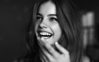 Barbar Palvin Smile wallpapers and stock photos