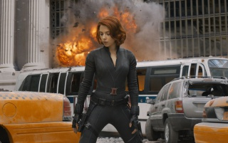 Random: Black Widow