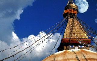Kathmandu Sky wallpapers and stock photos
