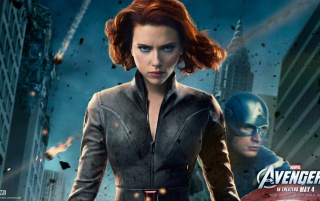 Random: The Avengers: Black Widow