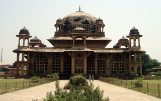 Tomb of Tansen wallpapers and stock photos