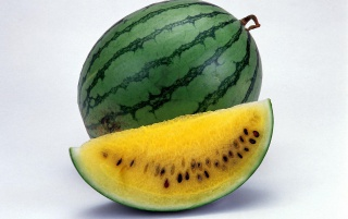 Yellow Watermelon wallpapers and stock photos