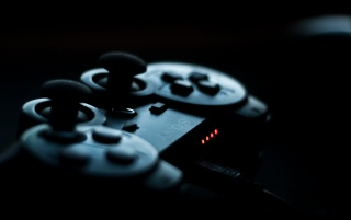Duashock Playstation Controller wallpapers and stock photos