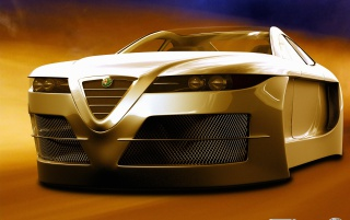 Alfa Romeo Spix front wallpapers and stock photos