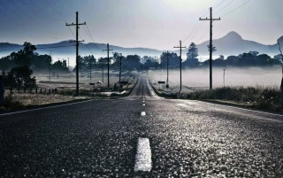 Empty Road wallpapers and stock photos