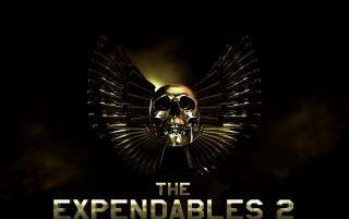 The Expendables 2 Poster wallpapers and stock photos