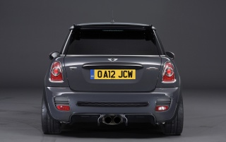 2012 Mini John Cooper Works GP Rear wallpapers and stock photos