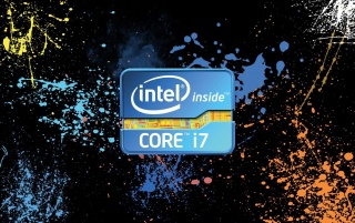 Intel Core i7 wallpapers and stock photos