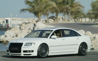 Next: Audi A8 left side