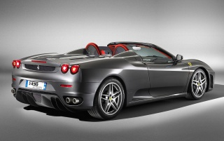 F430 Spider #1 wallpapers and stock photos