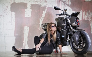 2012 Vilner Custom Bike BMW F800 R Predator Beautiful Model wallpapers and stock photos