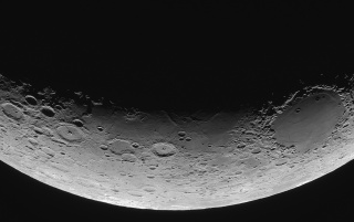 Previous: The Moon Close-up