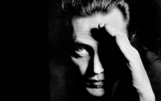 Next: Christopher Walken Dark Close-up